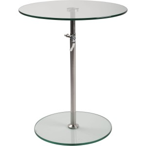 SIDE TABLE KARENA TRANSPARENT - ZUIVER