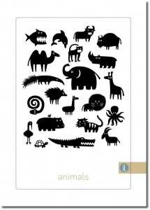 Plakat ANIMALS